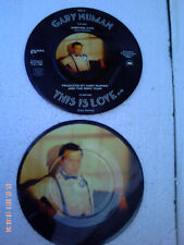 "Gary Numan -  'This is Love' - 7"" Picture disc - New, old stock, unplayed."