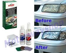 Turtle Wax Headlight Restoration Restorer Kit Repair Fix Dull Headlamp Lens NEW