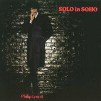 Phil Lynott - Solo In Soho [CD]