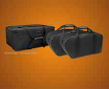 INDIAN ROADMASTER SADDLEBAG & TRUNK LINER BAGS 3PC SET (2 Saddle Bags 1 Trunk)