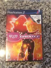 New Sealed - EyeToy: Groove (Sony PlayStation 2, 2004) - Free Ship