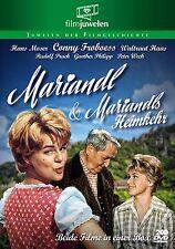 Mariandl und Mariandls Heimkehr - Doppelbox - Conny Froboess - Filmjuwelen DVD