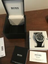 Hugo Boss Wrist Watch for Men by Movado