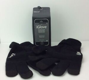 iGlove Touch Screen Knit Glove for IPhone IPad ANDROID Smartphones PDA, One Size