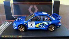 1:43 HPI Racing, Subaru Impreza #6 WRC '99, 1999 Great Britain Rally