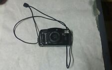 """Canon"" Sure Shot 80 Tele 35mm Film Camera Point and Shoot Flash Strap Vintage"