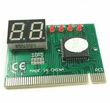 PC PCI Diagnostic Card Motherboard Analyzer Tester Post - UK SELLER