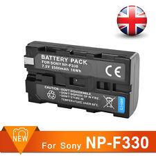 NP-F550 NP-F330 NP-F570 F750 F930 F950 NP-F530 Battery For SONY Mavica Camera UK