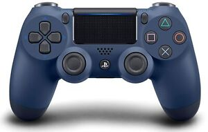 New Official PS4 Dualshock 4 Wireless Controller v2 Midnight Blue