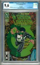 """Green Lantern #v3 #51 (1994) CGC 9.6  White Pages """"DC Universe"""" Variant"""