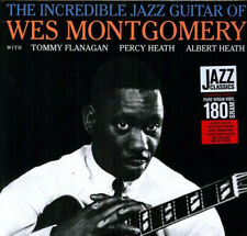 Wes Montgomery - Incredible Jazz Guitar [New Vinyl LP] 180 Gram
