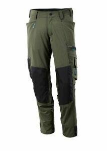 "Mascot Workwear Advanced size 82C44 / 28.5"" waist measured STRETCH work trousers"