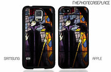 Disney Stained Glass Maleficent Malificent Sleeping Beauty Cell Phone Case Cover