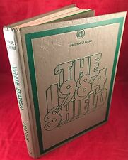 1984 White Station High School Yearbook Annual Memphis Tennessee TN Ads