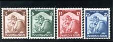 Germany 448-451 MNH 1935 Saar return