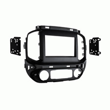 95-3016G Double Din Radio Install Dash Kit for 2015-17 Colorado Car Stereo Mount