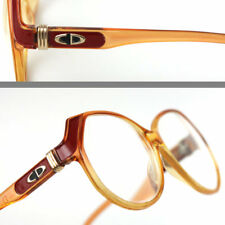4a99bf1bf54 CHRISTIAN DIOR Vintage AMBER BROWN GLASSES