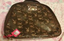 Woman's Playboy make up bag/ travel/ suit case☆Medium  size ☆New❤
