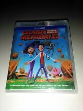 Cloudy With A Chance Of Meatballs  3d Blu Ray / Blu ray
