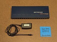 Netgear ProSafe 16 Port Gigabit Ethernet Switch (Gs116)