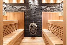 Electric Steam Sauna Heater - Huum Drop, Design Sauna Stove 4,5-9 kW WET/DRY