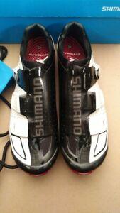 Shimano SH-R321WE Wide Road Shoes Cycling EU 47 US 11.8