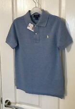 Ralph Lauren Polo boys Blue Size 6 Year New With Tags