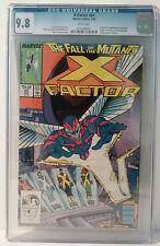 X-Factor #24 CGC 9.8 (1988, Marvel) first app Archangel X-Men Apocalypse movie