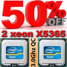 "2x X5365 Apple Mac Pro ""Eight Core"" 3.0 (2,1) Specs BTO/CTO MacPro2,1 A1186 2138"