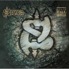 Solid Ball Of Rock - Saxon (2013, CD NEUF)