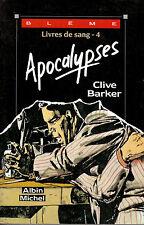 Livre ésotérisme apocalypses livres de sang 4 book