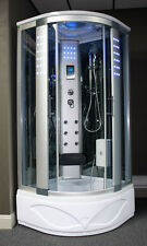 Steam Shower Cabin. Steam & Ozone generator.BLUETOOTH AUDIO.6 Year Warranty.
