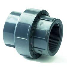 Weld PVC Union Plumbing Pipe Fittings