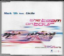 MARK 'OH feat. CECILE -The Team On Tour- Enhanced CD Single Tour De France 1998