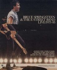Bruce Springsteen LP advert 1987 KLM