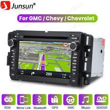 Dab+ Car Radio Stereo Dvd Gps Navigation For Gmc Yukon Sierra Chevrolet Chevy