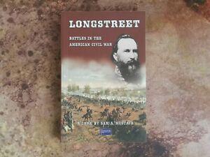 Longstreet - Battles in the American Civil War - Sam Mustafa Games