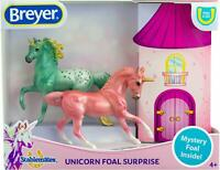 Breyer Mystery Unicorn Foal Surprise Stablemates Horse Assorted Model #6052