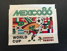 Panini *World Cup 1986 WM Mexico 86* - 1x Original Tüte Packet