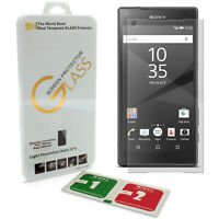 Tempered Glass Film Screen Protector for Sony Xperia Z5 Compact E5803 Shockproof