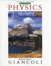 Physics: Principles with Applications, Global Edition by Douglas C. Giancoli