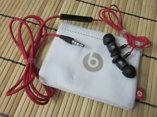 Monster Beats, Beats by Dr. Dre Wired Headphones Black with White Pouch