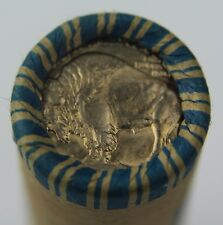 Unopened Buffalo Nickel Roll Old US Coins 5c Lot 1913 - 1938 P D S