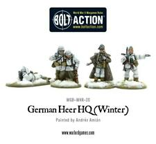 Warlord Games Bolt Action - German Heer HQ Winter - WGB-WHR-20