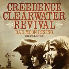 cd Creedence Clearwater Revival - Bad Moon Rising The Collection