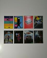Limited Run Games - Trading Cards - 065 & 066, 166 & 167, 463 & 464, 598 & 599
