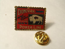 PIN'S Donovan power line