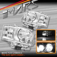 JDM Style High Power LED Head lights for Toyota Hiace Van 15-18