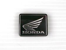 ORIGINAL Honda Emblem 2cm x 1,6cm - Logo -Sticker -Aufkleber -Lenker-Cockpit