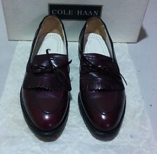 New Cole-Haan #2050 9.5 C cordovan (1126)
